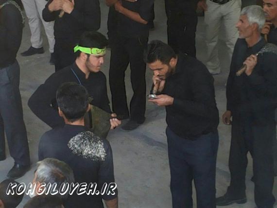 آیین سوگواری و عزاداری تاسوعای حسینی در شهر سوق/ گزارش تصویری
