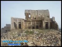 قلعه تاریخی دیشموک و طبیعت زیبای اطرف قلعه + تصاویر/پایگاه خبری کهگیلویه
